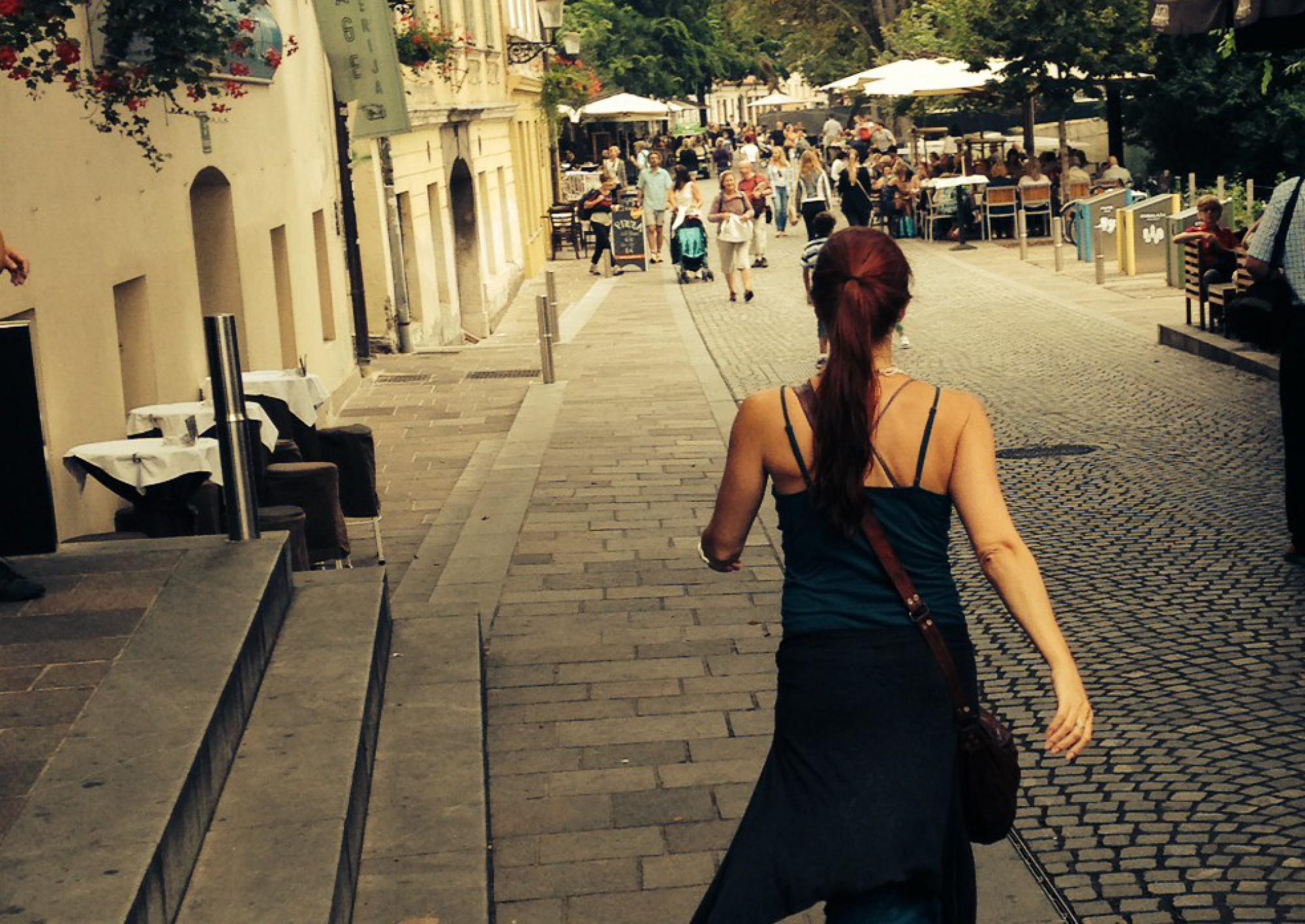 Andrea's Expat Wanderings